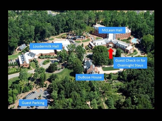 Rizzo Center Hotel Chapel Hill