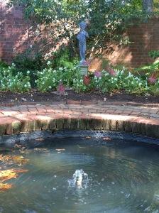 DuBose House gardens