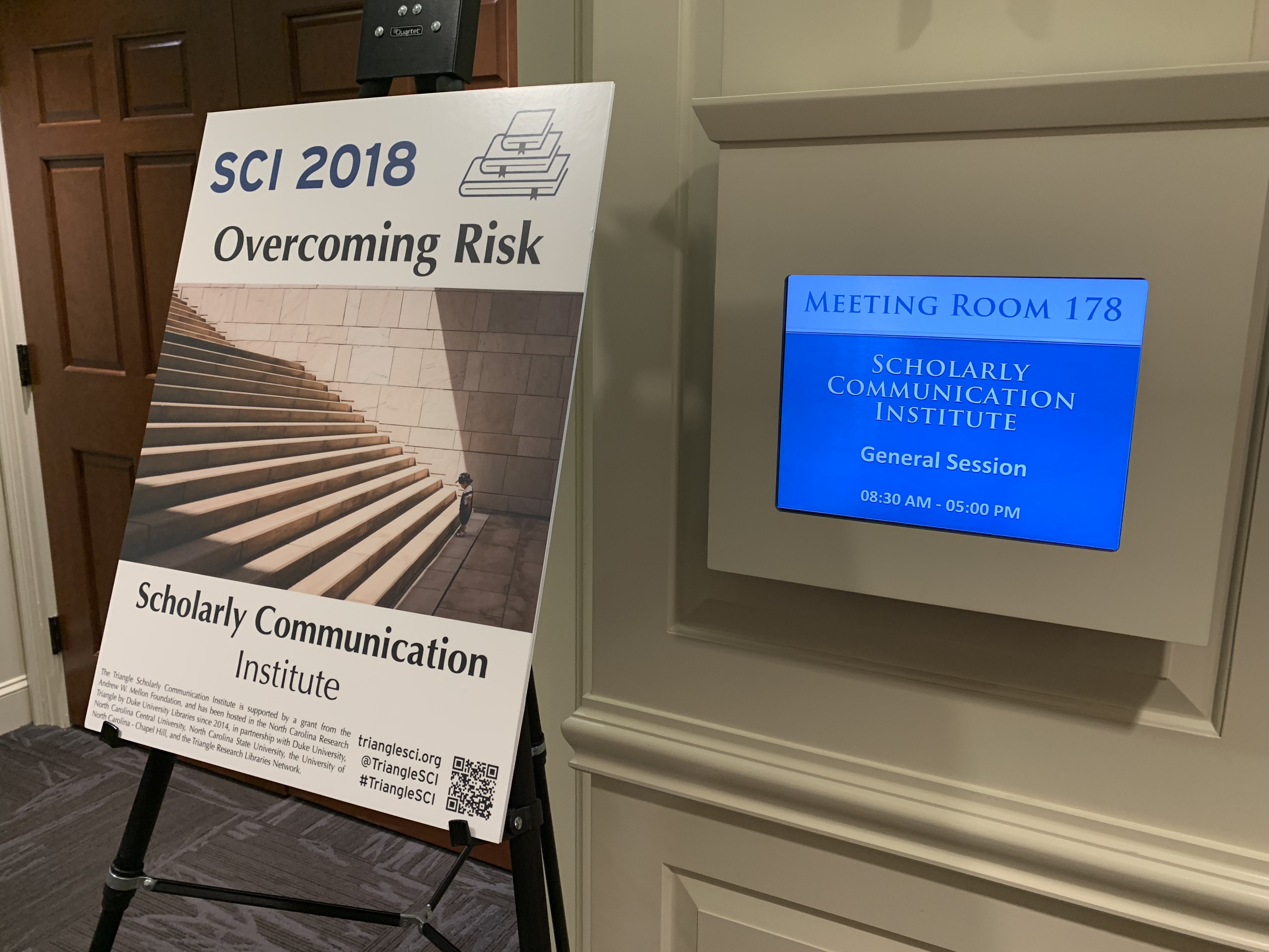 SCI 2018 has concluded – join us in 2019! | trianglesci org
